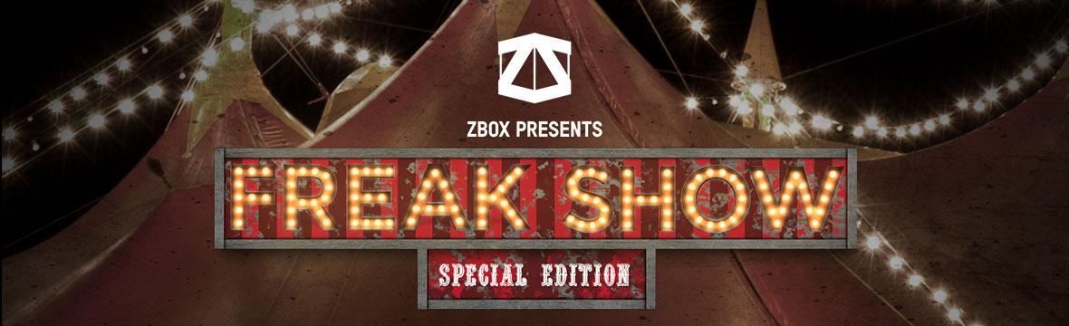 FREAK SHOW zbox