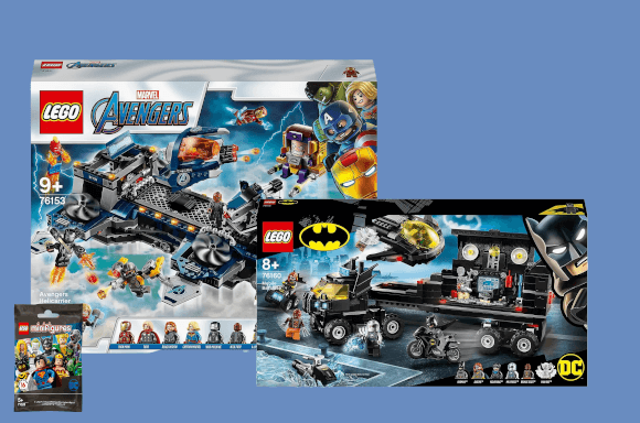 LEGO Super Heroes Sets