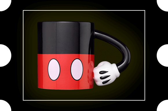 DISNEY META MERCH MUGS