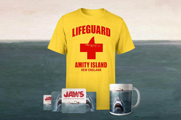 30% OFF ALL JAWS MERCHANDISE