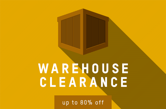 CLOTHING WAREHOUSE CLEARANCE