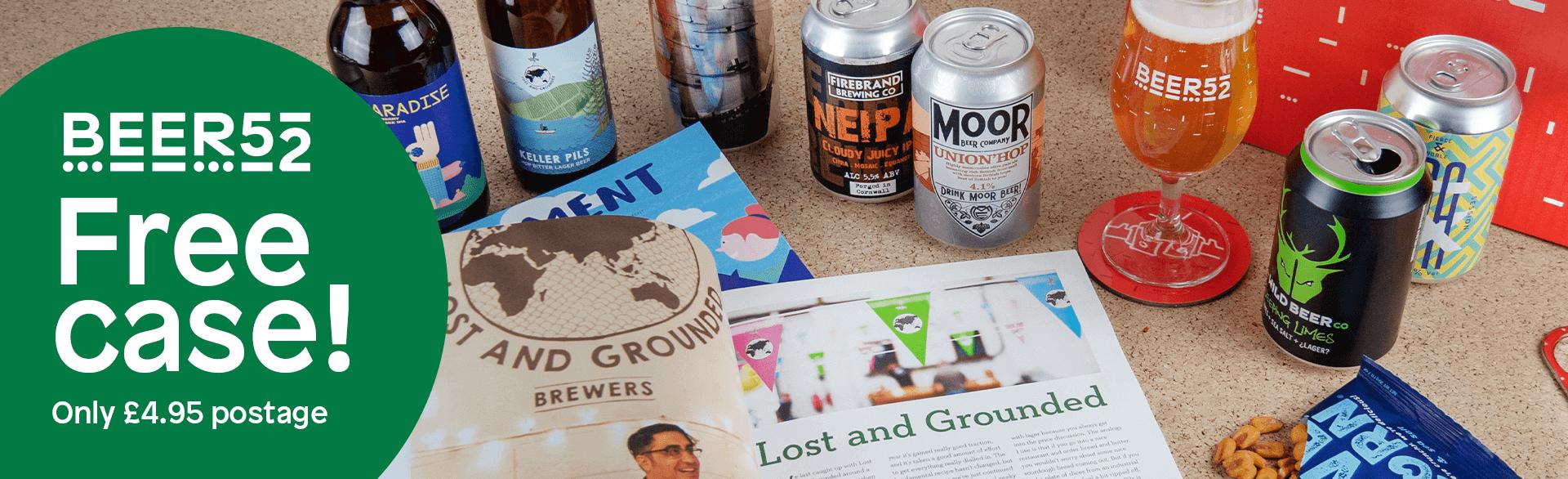 Red Carpet Club : Beer52