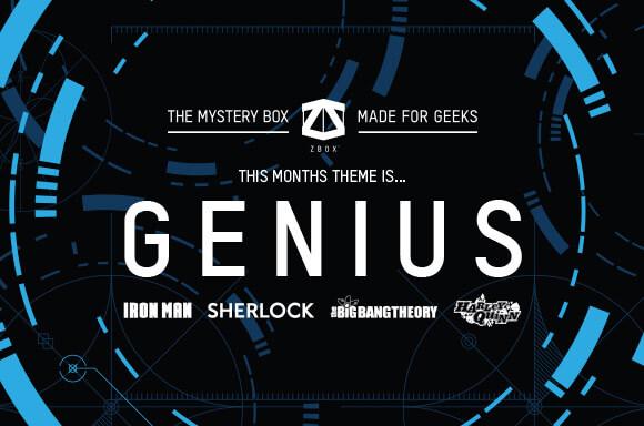 genius ZBOX