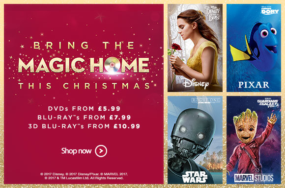 DISNEY BRING THE MAGIC HOME THIS CHRISTMAS