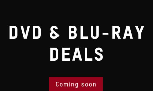 BLACK FRIDAY DVD & BLU-RAY