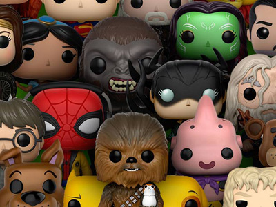 3 FOR £30 POP! VINYL!<BR>PLUS EXTRA 10% OFF NEW IN POPS!