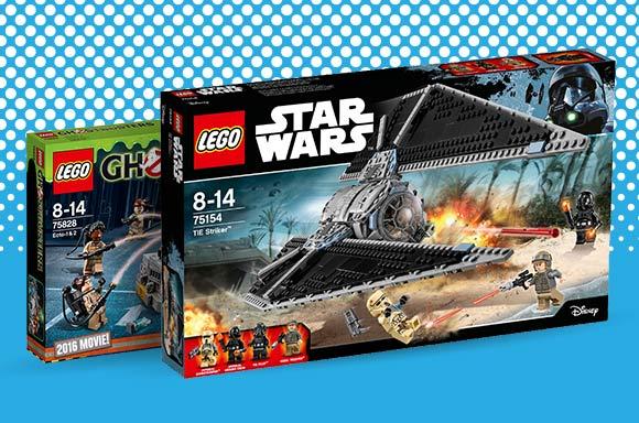 LEGO 10% OFF