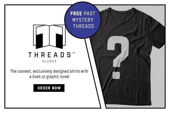 FREE PAST MYSTERY THREADS!