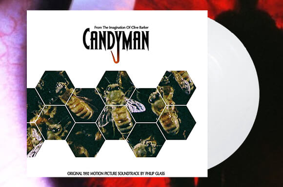 CANDYMAN VINYL SOUNDTRACK