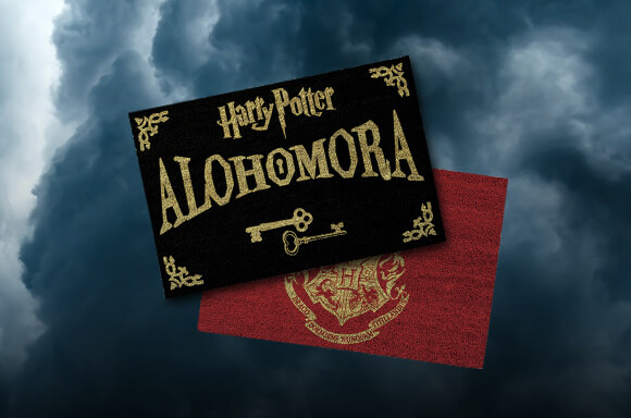 HARRY POTTER DOORMATS