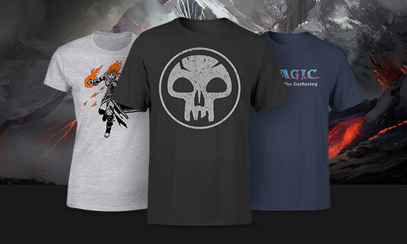 LIMITED EDITION MAGIC: THE GATHERING T-SHIRT