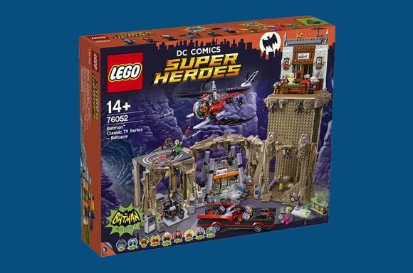 Set Lego Batman™ TV Series Batcueva (76052)
