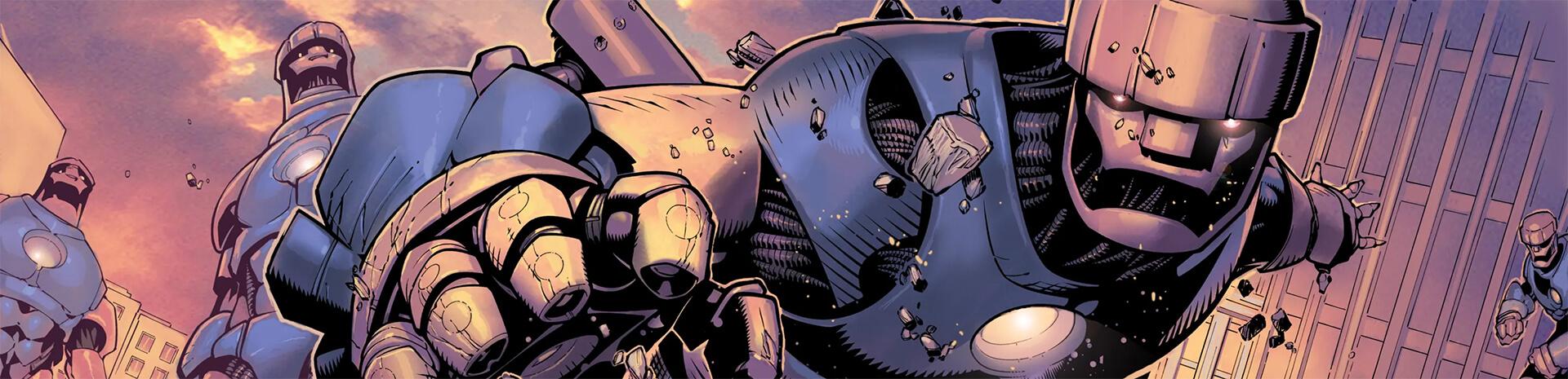 Centinela Marvel X-Men, imagen de los cómics