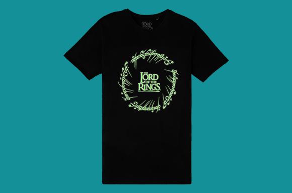 Camiseta Exclusiva el Señor de los anillos