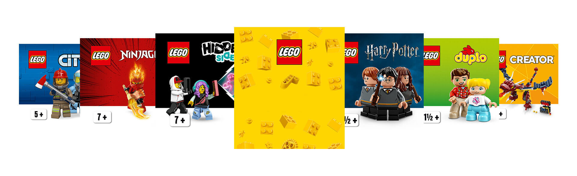 FANS ADULTOS DE LEGO