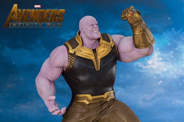 ESTATUA THANOS INFINITY WAR 1:10