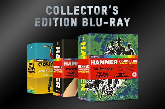 BLU-RAY & DVD ED. COLECCIONISTA