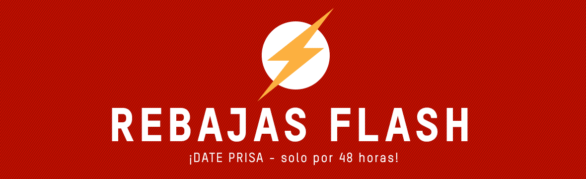 REBAJAS FLASH
