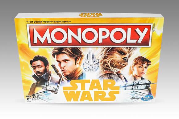MONOPOLY STAR WARS - EDICIÓN HAN SOLO