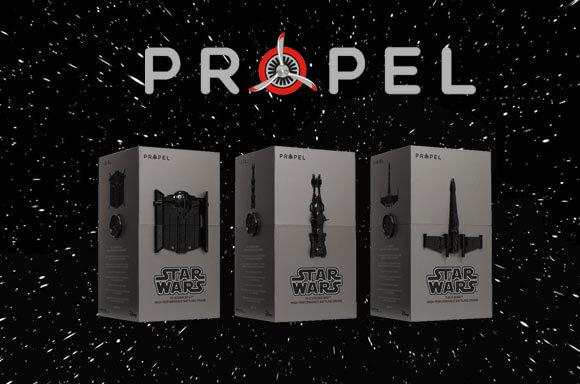 DRONES PROPEL STAR WARS - EDICIÓN COLECCIONISTA
