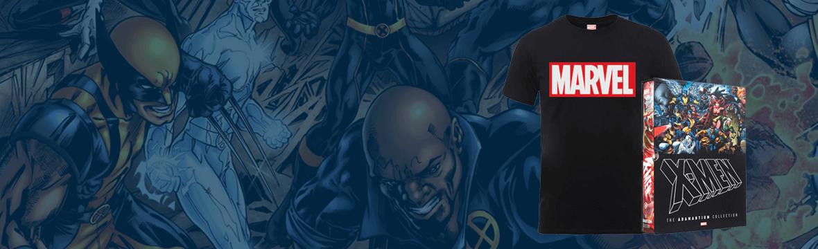 CAMISETA GRATIS AL COMPRAR EL LIBRO X-MEN: THE ADAMANTIUM COLLECTION