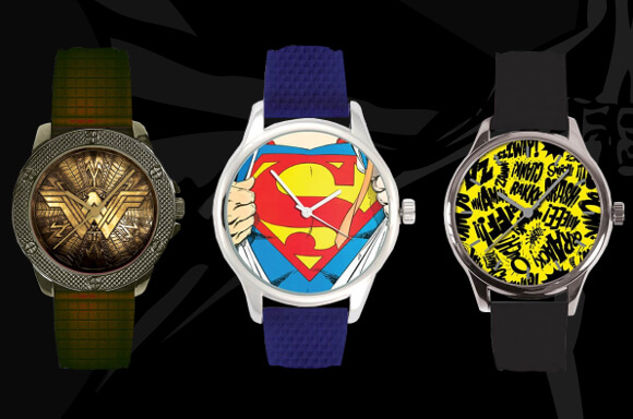 DC COMICS WATCH COLLECTION