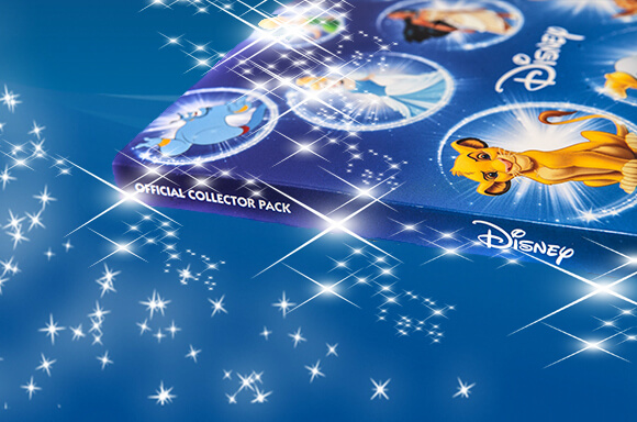 CALENDARIO DE ADVIENTO DISNEY