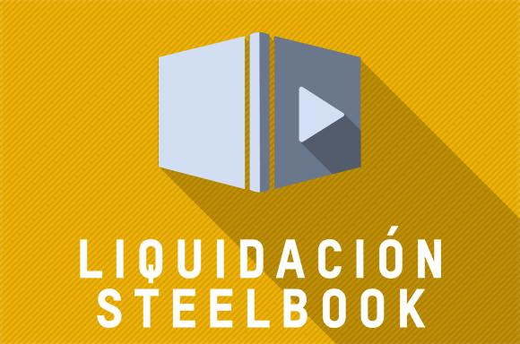 STEELBOOKS DESDE 6,85 €