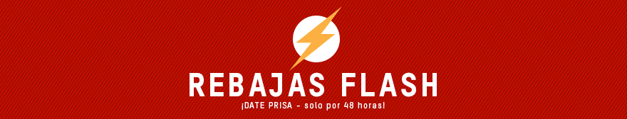 REBAJAS FLASH
