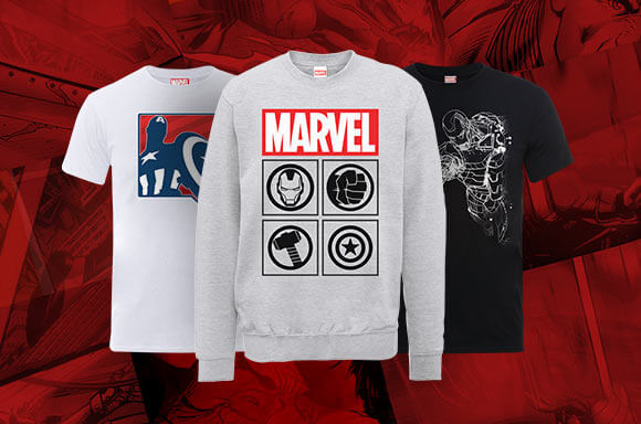 ROPA MARVEL OFICIAL