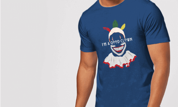 ROPA AMERICAN HORROR STORY<BR>LICENCIA OFICIAL
