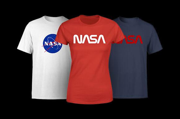 ROPA OFICIAL NASA
