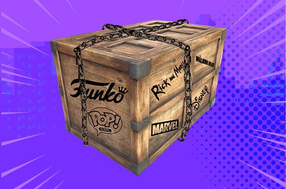 PACK FUNKO MISTERIOSO<BR>¡SOLO 19,99 €!