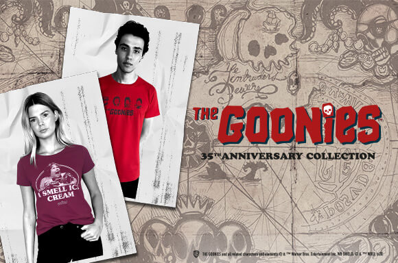 COLECCIÓN EXCLUSIVA THE GOONIES