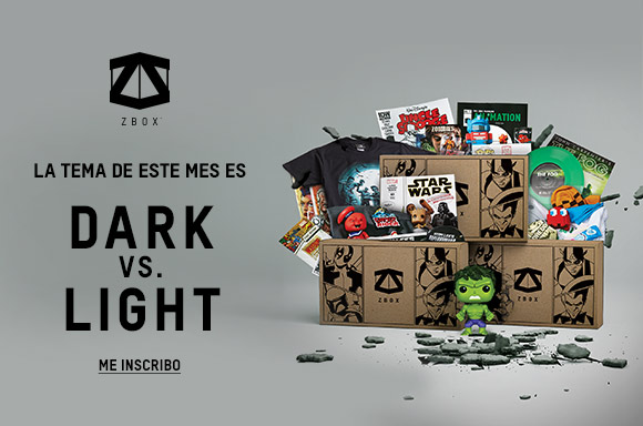 ZBOX DARK VS. LIGHT