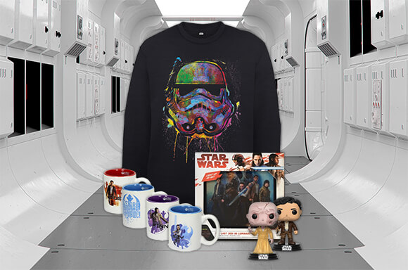 PACK STAR WARS OFICIAL