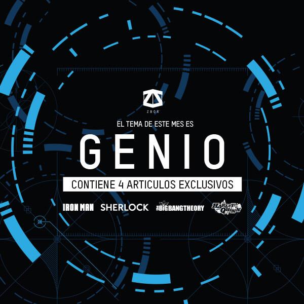 ZBOX revista - genio