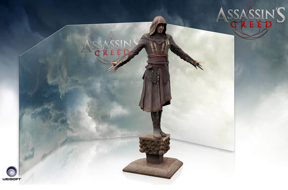 ASSASSIN'S CREED ÉDITION COLLECTOR