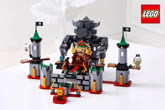 LEGO® SUPER MARIO™: LA BATAILLE DU CHÂTEAU DE BOWSER 🍄