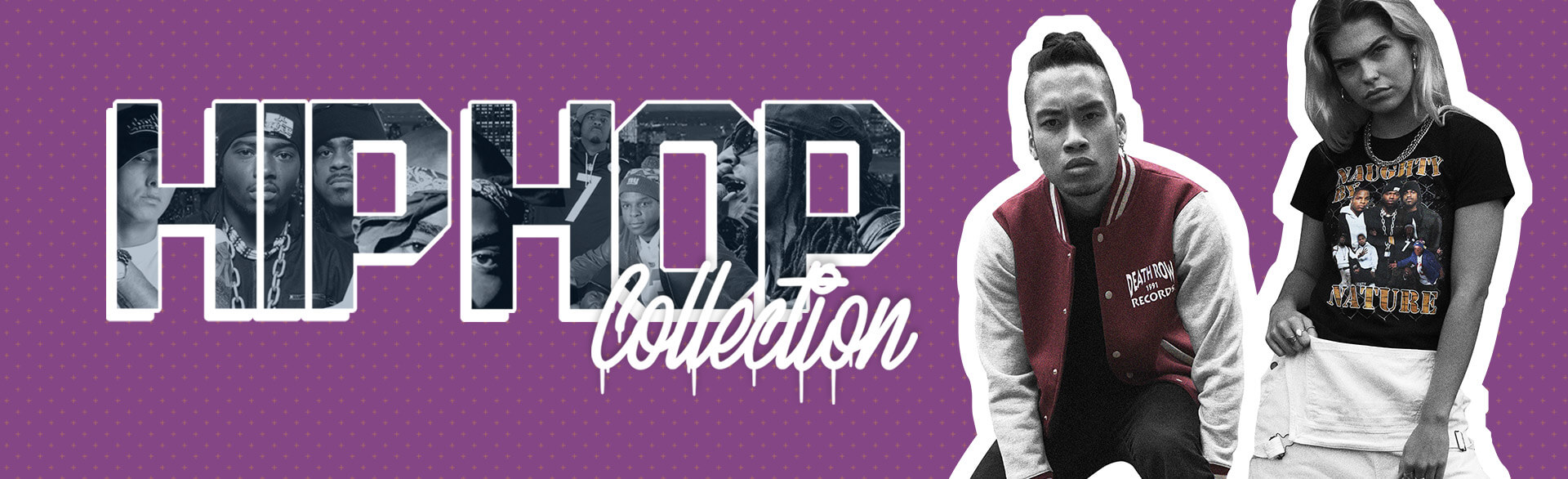 COLLECTION HIP HOP