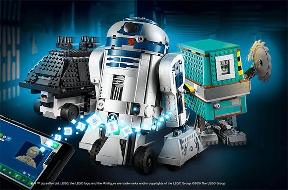 LEGO STAR WARS: BOOST DROID COMMANDER