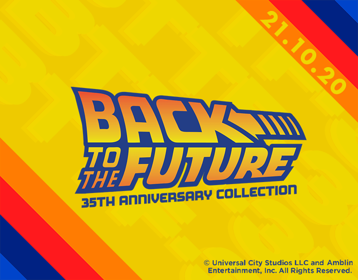 BACK TO THE FUTURE COLLECTION PRE-AWARENESS