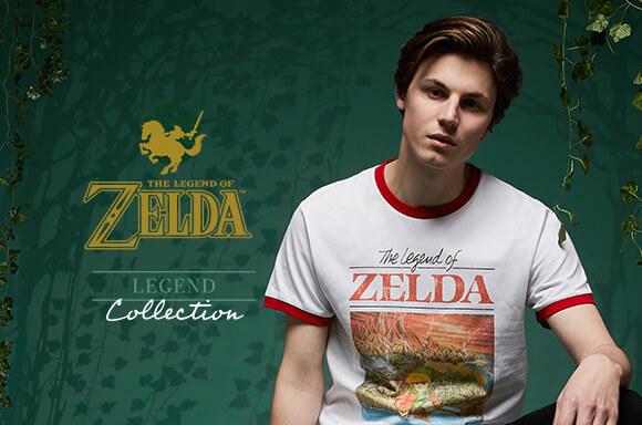 -30% sur la Collection Zelda Legends