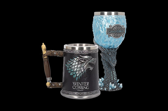 CHOPES & COUPES GAME OF THRONES