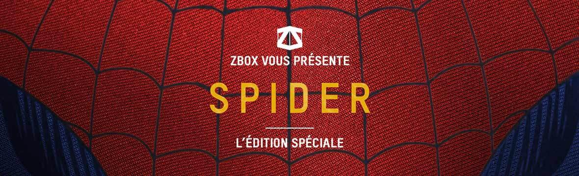 SPIDER SPECIAL BOX 2017