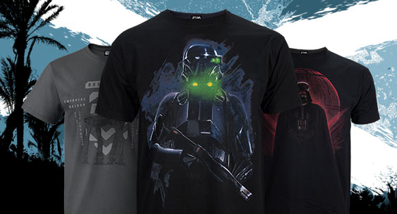 T-SHIRTS STAR WARS : 2 POUR 24€