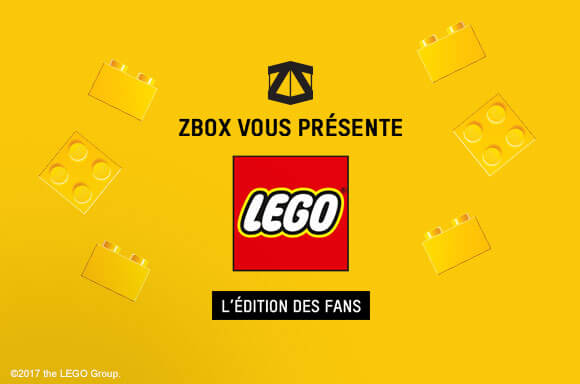 ZBOX LEGO