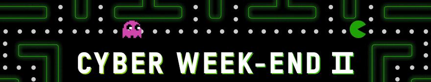 CYBER WEEK-END