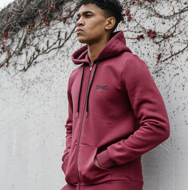 DFND SWEATS À CAPUCHE