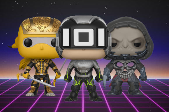 FIGURINES POP! READY PLAYER ONE
